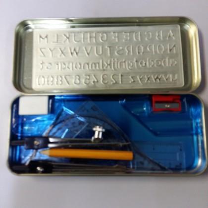 Marshal Set Of Mathematical Instruments